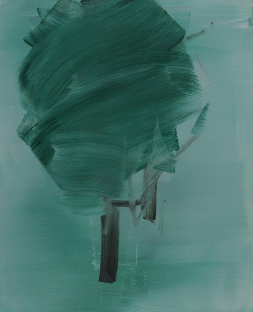 Bewegung / Acryl auf Leinwand / 50 x 60 cm / 2014
