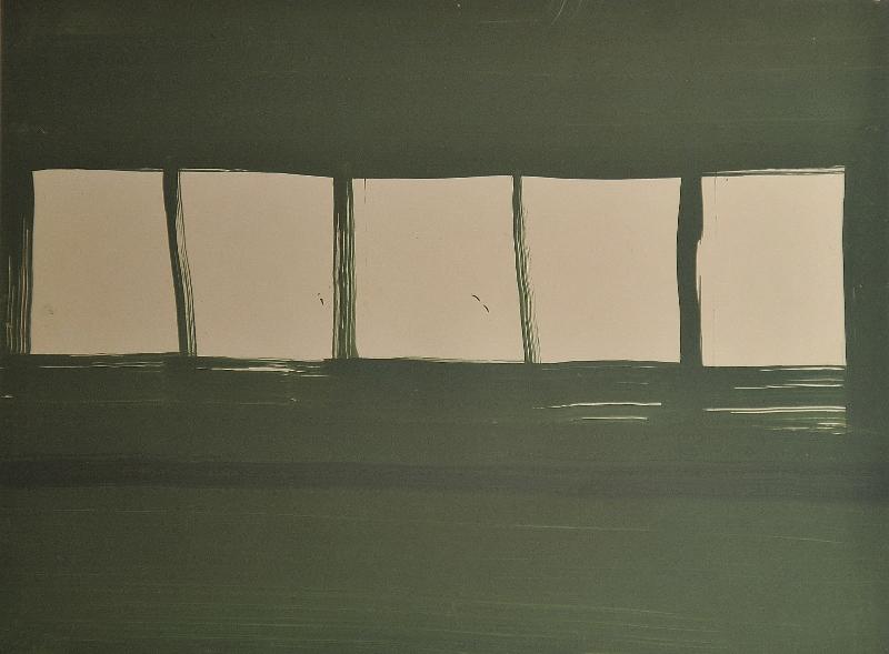 Untitled / 40 cm x 50 cm / Öl auf Karton / 2011