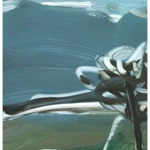 The mistake / Avryl auf Karton ( Gerahmt ) / 40 cm 50 cm / 2014