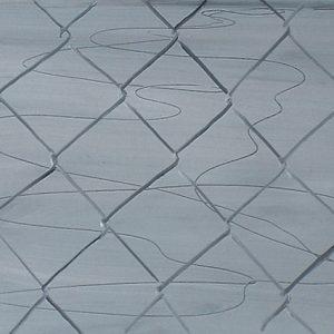 Einschlittschuhlauf  / 40 cm x 50 cm / Öl auf Leinwand / 2009
