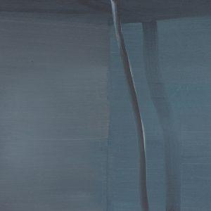 Schatten / 40 x 50 cm / Acryl auf Leinwand / 2015