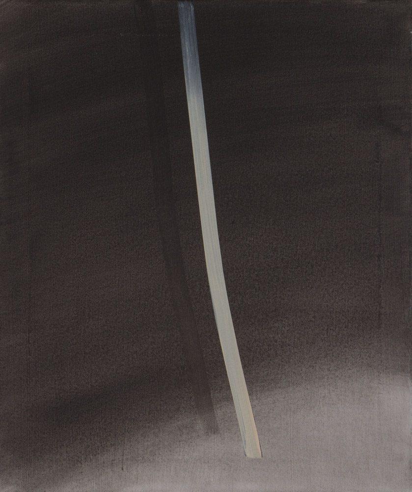 Ohne Titel/ Acryl auf Bristolkarton/ 45cm x 55cm/ 2017