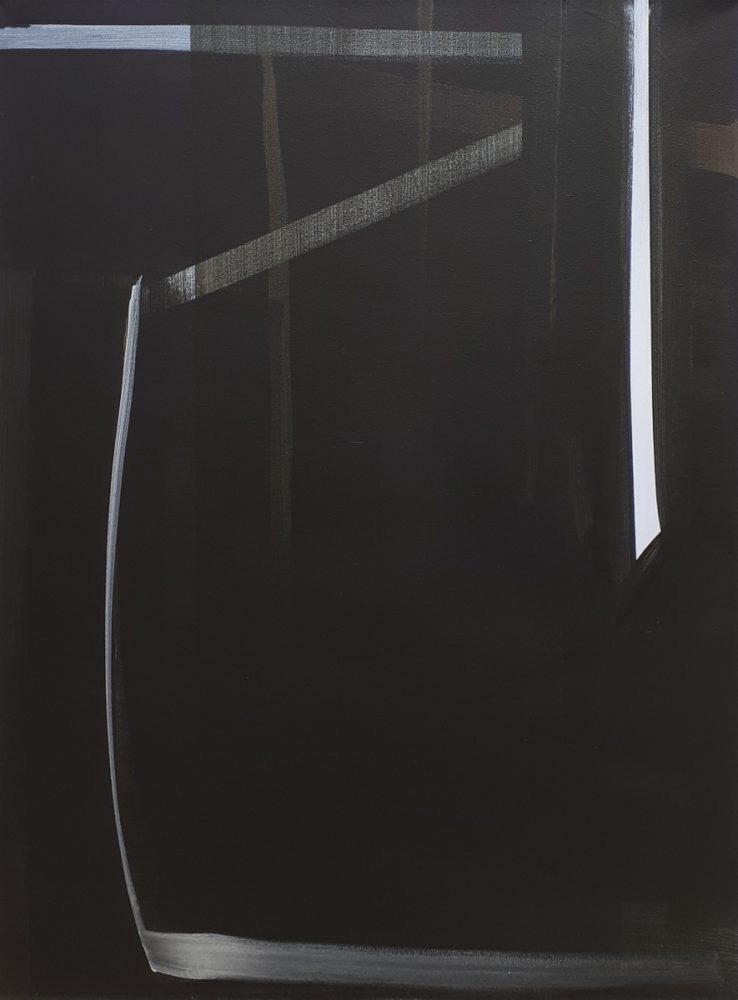 Abstrakt / Acryl auf Leinwand / 60cm x 82cm / 2018