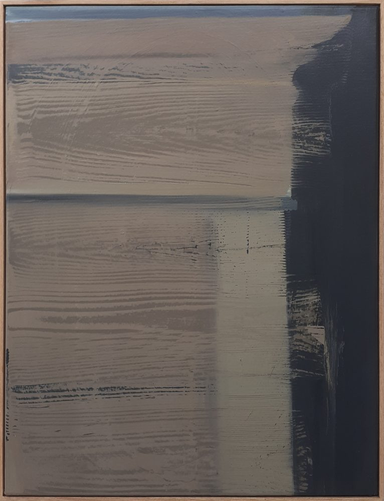 Möbel / Acryl / Öl auf Leinwand / 54cm x 71cm / 2019