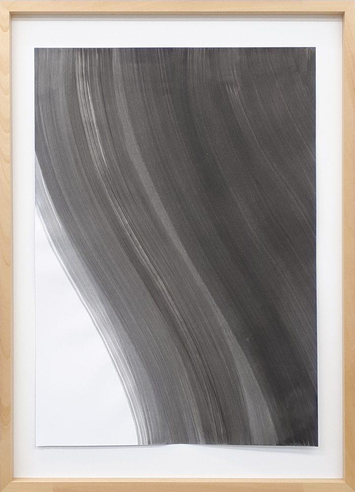 Ohne Titel/ Acryl auf Papier/ 41cm x 59cm/ 2017