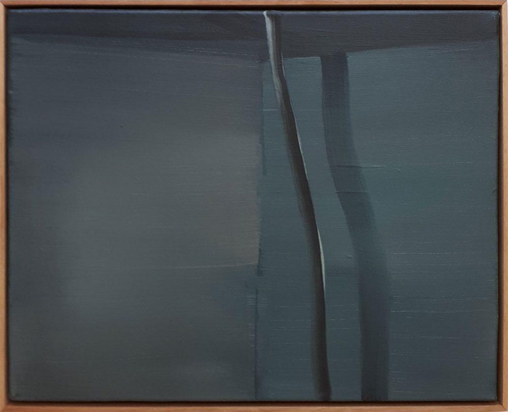 Schatten/ Acryl auf Leinwand/ 40cm x 50cm/ 2015