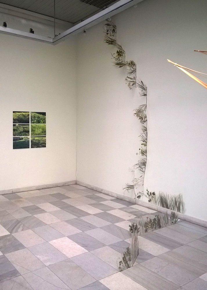 Hiding / Revealing, Lomea Annual Art Symposion, mit Ricarda Wallhäuser